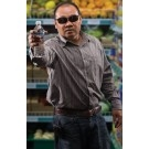 ASIAN MALE IN MARKET W BOTTLE (NON THREAT) Order in quantities of 25