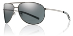 Smith Optics Serpico Gunmetal Frame Polarized Gray