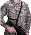 Single Point Tactical Sling w/Bungee