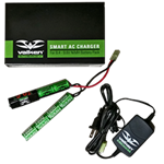 Valken Energy 9.6V KIT - 9.6V NunChuck - Smart Charger 8.4V