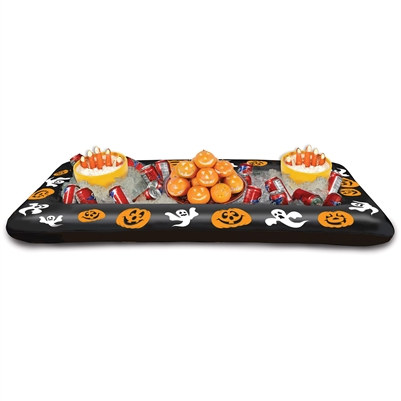 Inflatable Halloween Buffet Cooler