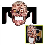 Zombie Toilet Paper Dispenser