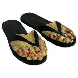Zombie Feet Slippers