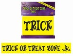 Trick Or Treat Zone Tape