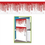 Dripping Blood Fridge Border