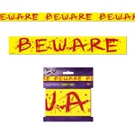 Beware Party Tape