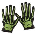 Nite-Glo Skeleton Gloves