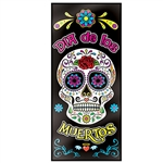 Give your Dia De Los Muertos guests a practical, colorful way to carry their keepsakes.  These Day Of The Dead Cello Bags are sold 25 per package and include twist ties to help keep everything together.  Printed in full, vibrantly bold color.