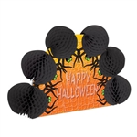 Halloween Spiders Pop-Over Centerpiece