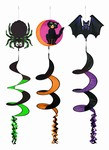 Halloween Design Wind-Spinner (Sold Individually)