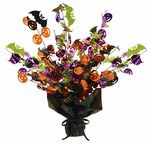 Halloween Icons Gleam 'N Burst Centerpiece