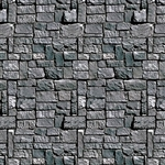 This high resolution, top quality photo realistic stone wall backdrop looks just like a real stone wall & is perfect for parties, RPGs or just adding character to a room.