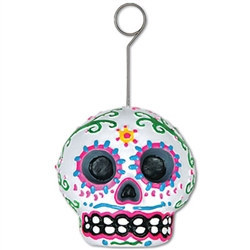 Day Of The Dead Photo/Balloon Holder