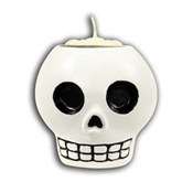 Skull Tea Light Holder - Customizable
