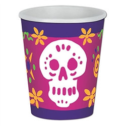 Day Of The Dead Beverage Cups