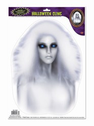 Ethereal Ghost Cling (1/sheet)