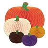 Package of Designer Tissue Pumpkins (5 Pumpkins Per Package)