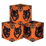 Halloween Cat Favor Boxes