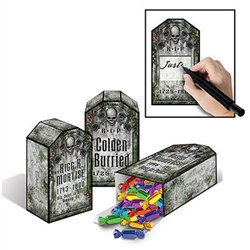 Tombstone Favor Boxes