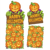 Jumbo Pumpkin Patch Cutouts