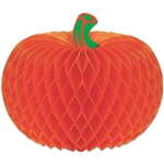 Art-Tissue Pumpkins, 18 inches