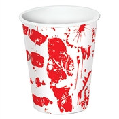 Bloody Handprints Cups