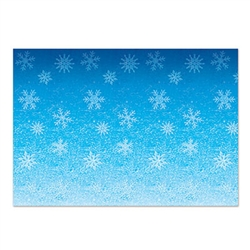 Our top quality printing makes this backdrop perfect for setting the scene or giving your home or office that winter wonderland feel.