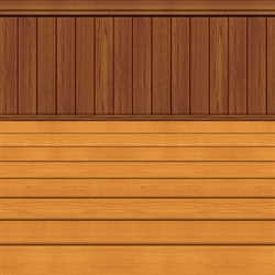 Use this unique, high quality, high definition Floor and Wainscoting Backdrop to create an indoor Christmas background for your next party.