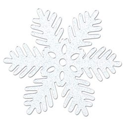 Sparkle Snowflake, 11 inch