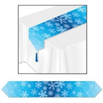 Printed Snowflakes Table Runner (1 per pkg)