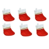 Mini Felt Christmas Stockings