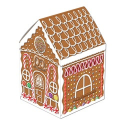 Gingerbread House Centerpiece