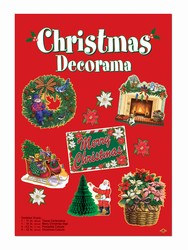 Christmas Decorama (10/pkg)