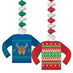 Ugly Sweater Danglers