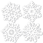 Package of Die-Cut Snowflakes