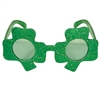 Glittered Shamrock Fanci-Frames