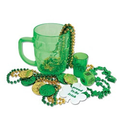 St. Patrick's Party In A Mug