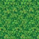 Get that lucky feeling with our Clover Field Backdrop gracing your walls this St. Patrick's Day.
