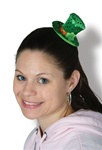 Leprechaun Hat Hair Clip