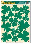 Shamrock Window Clings