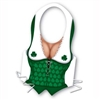 Plastic Irish Miss Vest