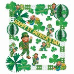 Flame Retardant St Patrick Decorating Kit