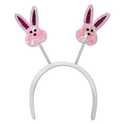 Sequined Bunny Boppers