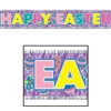 Metallic Easter Banner