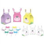 Bunny Favor Boxes (3/pkg)