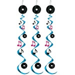 Rock and Roll Whirls (3/pkg)