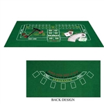 Felt Blackjack and Craps Set