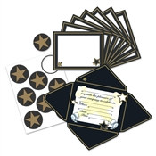Awards Night Invitations and Seals