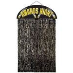 Awards Night Door Curtain