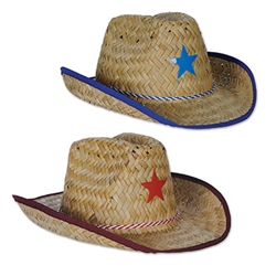 Child's Cowboy Sheriff Hat